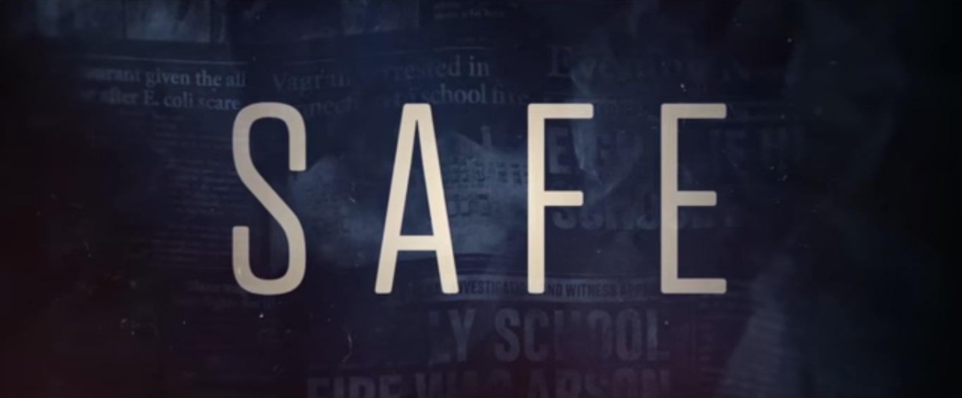 Safe (serie televisiva) - Wikipedia