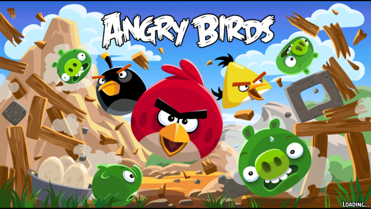 Screenshot Angry Birds - Una serie tv animata di Angry Birds in arrivo su Netflix