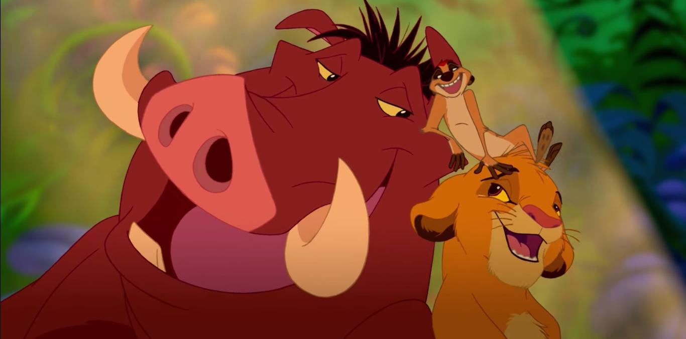 Personaggi de il re leone wikipedia
