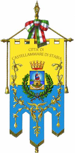 File:Castellammare di Stabia Gonfalone.png Wikipedia