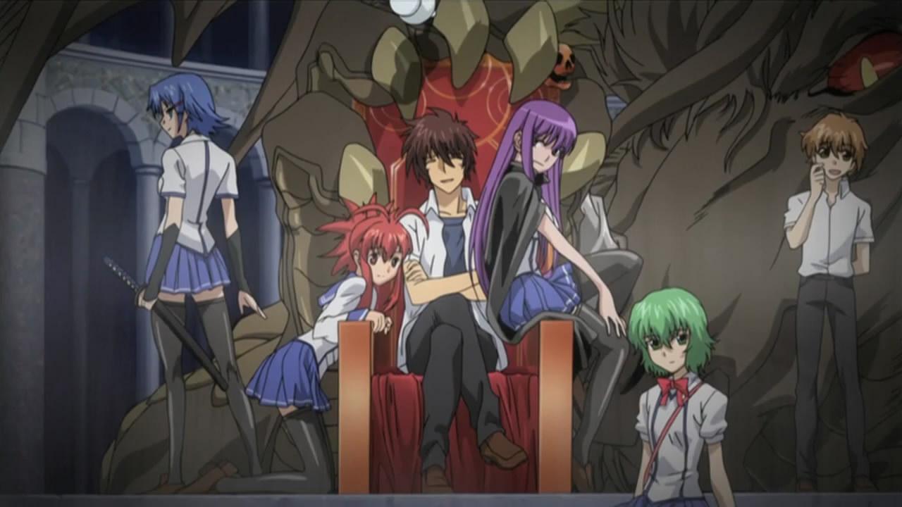 5 Ecchi Anime Önerisi
