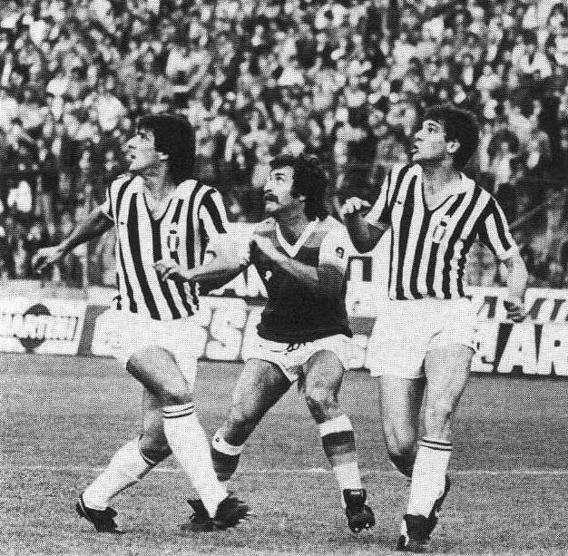 File:Juve-Roma 1978-79 - Scirea, Pruzzo e Brio.jpg - Wikipedia