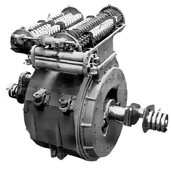 Schema Elettrico Per Motore Trifase : Motore elettrico di trazione wikipedia