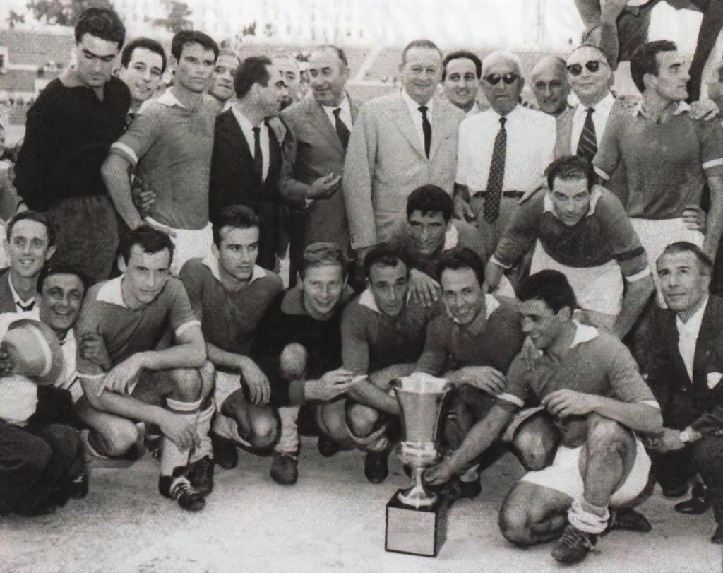 Coppa Italia 1961 1962 Wikipedia