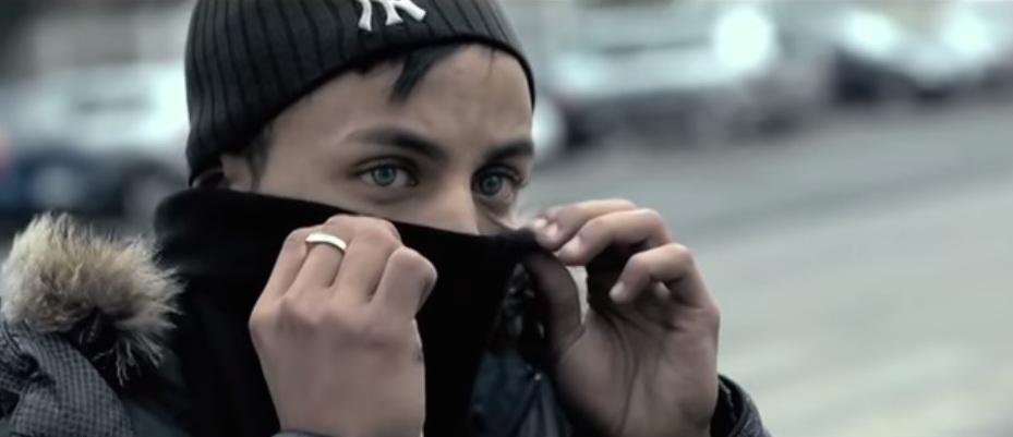Alì ha gli occhi azzurri