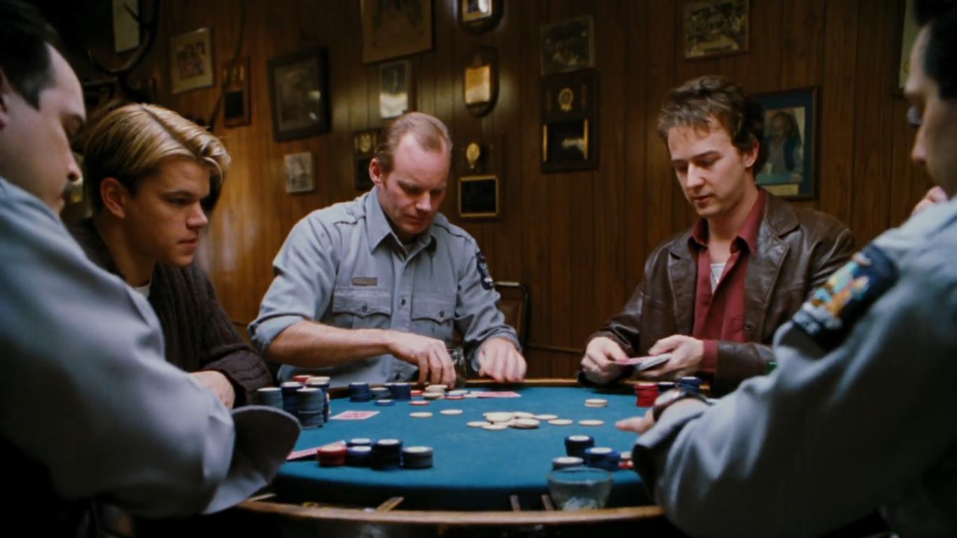 Il giocatore - Rounder... Matt Damon
