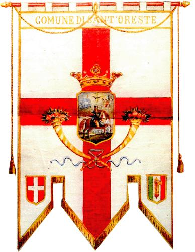 Sant'Oreste – Bandiera
