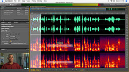 Adobe Soundbooth CS3 su Mac OS X.