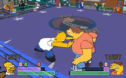 The SImpson Wrestling.jpg