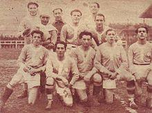 Formazione del Football Club Legnano degli anni 1920, il decennio d'oro dei Lilla