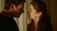 Charlotte Rampling con Gian Maria Volonté in Giordano Bruno (1973)