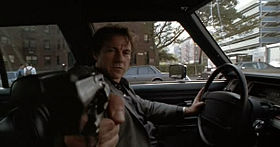 Harvey Keitel in una scena del film