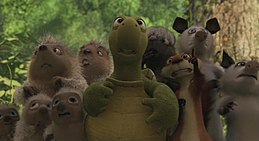 Cinque tipici animali del bosco cinque cose belle