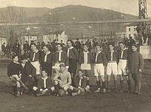 La Società Ginnastica Victoria formazione precedente alla nascita del Foot Ball Club Brescia (1911)