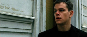 Jason Bourne in The Bourne Supremacy