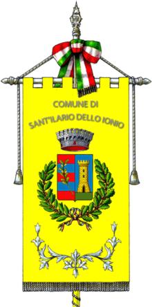 Sant'Ilario dello Ionio-Gonfalone.png
