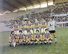 L'Udinese artefice del piccolo treble della stagione 1977-1978, con la vittoria del campionato di Serie C, della Coppa Italia Semiprofessionisti e della Coppa Anglo-Italiana.