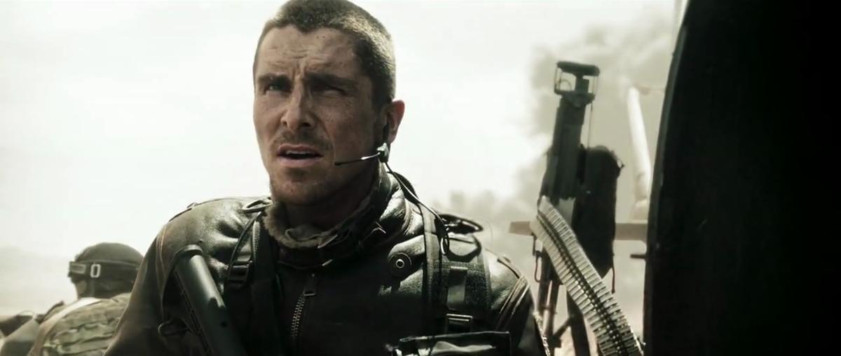 Terminator Salvation - Wikipedia Christian Bale