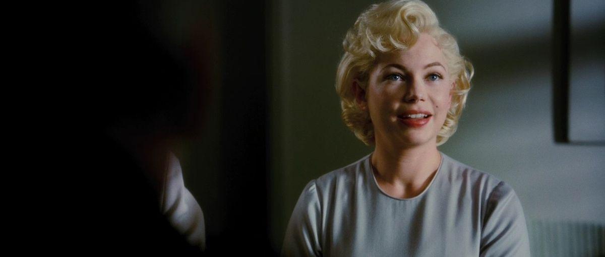 Marilyn Monroe  Row Ring