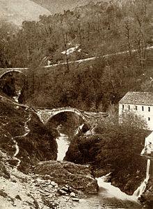 Val Vigezzo in una foto del 1910