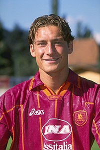 Francesco Totti - AS Roma 1996-97.jpg
