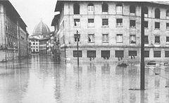 Alluvione di Firenze del 4 novembre 1966