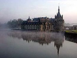 Chantilly – Veduta