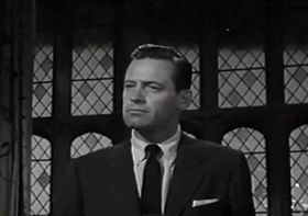 William Holden nelle scene finali del film