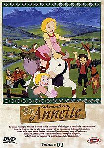 Sui Monti Con Annette Wikipedia