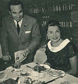 Franco Zauli con Esther Williams nel 1955.jpg