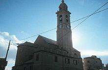 Chiesa Santa Maria Assunta di Palmaro. Veduta lato nord