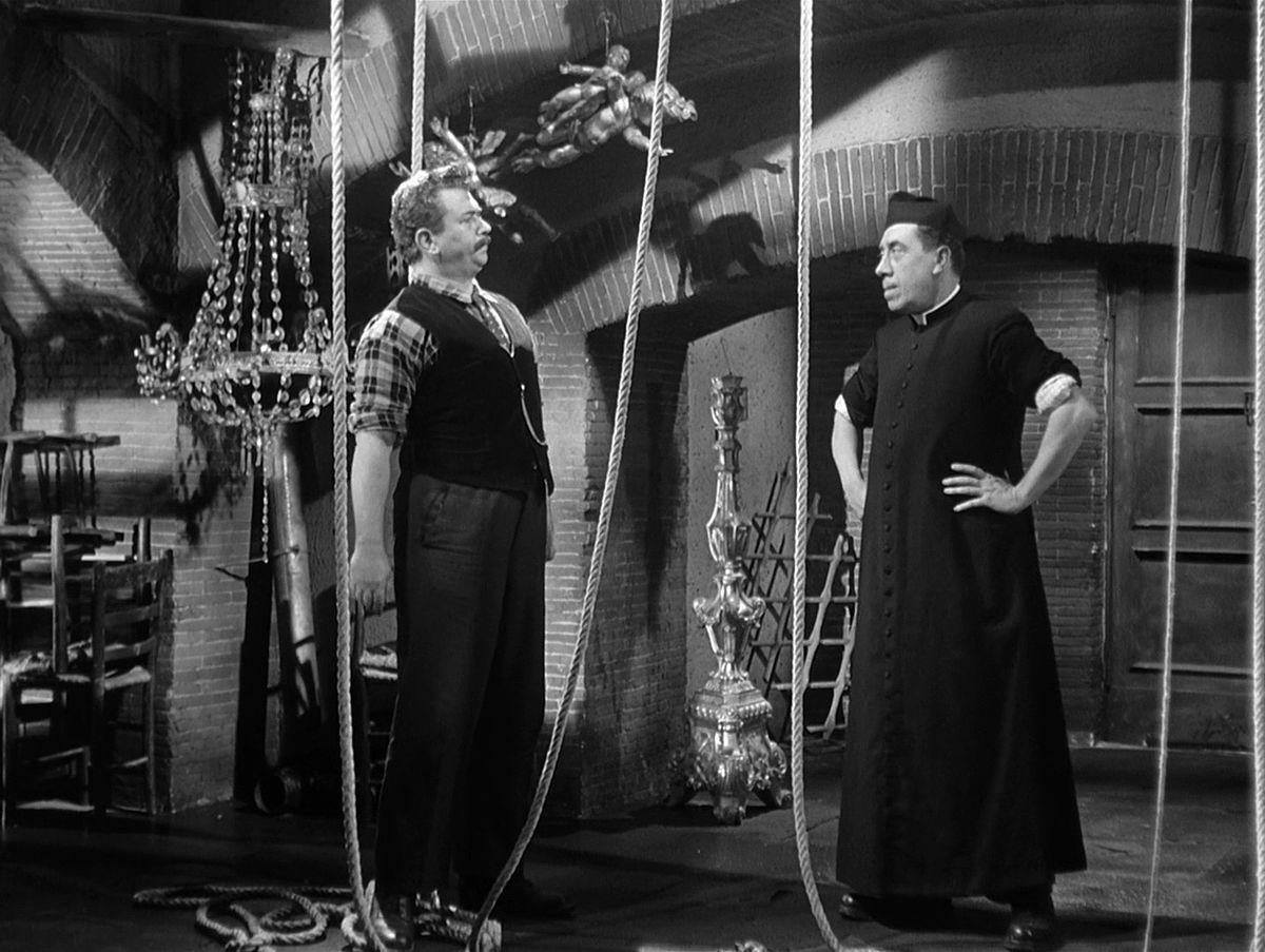 Don Camillo Filme