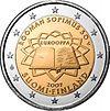 2 € commemorativo Finlandia Trattati di Roma 2007.jpg