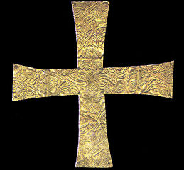 File croce nastriforme vii secolo 10 cm verona museo - Pagine da colorare croci ...