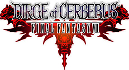 Logo di Dirge of Cerberus: Final Fantasy VII