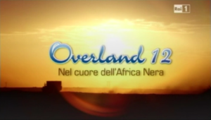 Logo del programma Overland World Truck Expedition