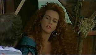 Giuliana De Sio ne I picari di Mario Monicelli (1988), nel ruolo di un'irascibile prostituta.