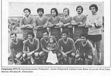Formazione Barletta 1975-1976