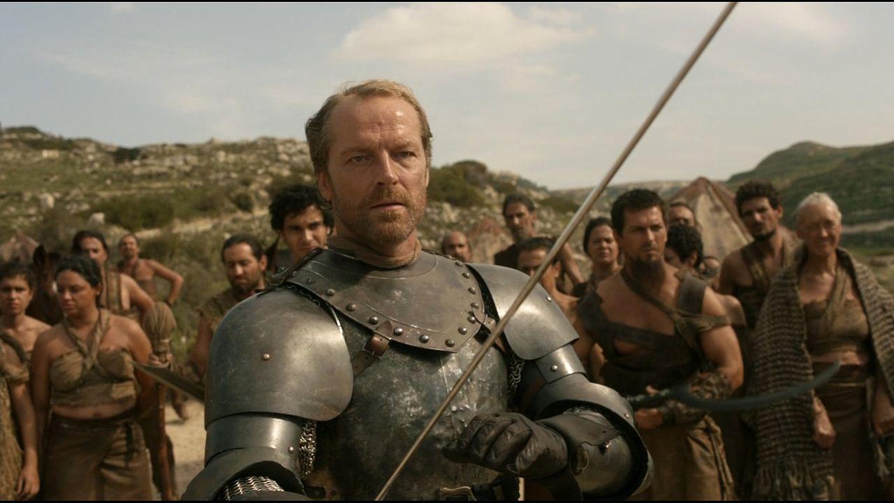 Jorah Mormont disturbi psicologici nel trono di spade