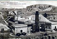 Impianto per l'estrazione di asfalto