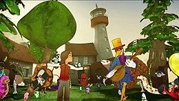 Filastrocca per bambini bob the train cartone animato canzoni