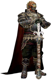 Ganondorf in The Legend of Zelda: Twilight Princess