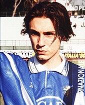 Pirlo nelle giovanili del Brescia nella stagione 1994-1995