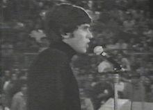 Gianni Morandi in concerto al Palasport di Torino il 13 ottobre 1970, contestato dal pubblico