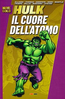 Hulk disegnato da Dave Cockrum