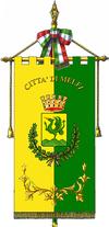 Gonfalone della Città di Melfi