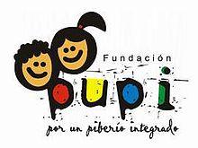 Il logo della Fundación P.U.P.I.