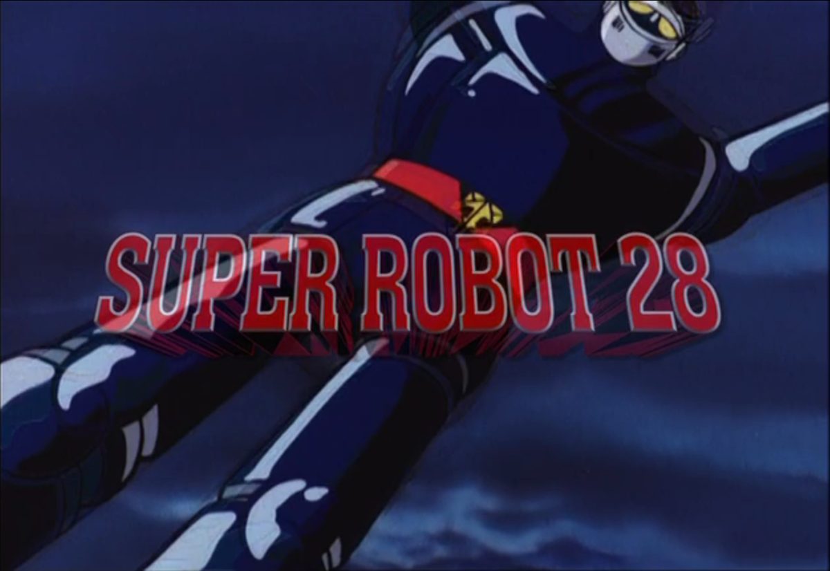 Super robot 28 wikipedia