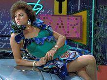 Lory Del Santo a Drive In