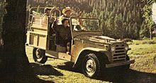 La Campagnola Diesel prima serie.